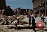 Image of bomb damaged buildings Berlin Germany, 1945, second 2 stock footage video 65675055980