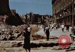Image of bomb damaged buildings Berlin Germany, 1945, second 3 stock footage video 65675055980