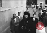 Image of Bishop Makarios Nicosia Cyprus, 1955, second 11 stock footage video 65675055989