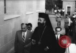 Image of Bishop Makarios Nicosia Cyprus, 1955, second 12 stock footage video 65675055989