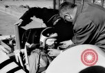 Image of ejection seat test California United States USA, 1956, second 3 stock footage video 65675055998