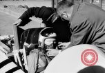 Image of ejection seat test California United States USA, 1956, second 4 stock footage video 65675055998