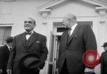 Image of President Cortines White Sulphur Springs West Virginia USA, 1956, second 12 stock footage video 65675056000