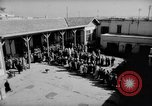Image of voters lined up Egypt, 1953, second 2 stock footage video 65675056002