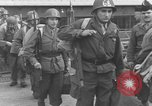 Image of Soldiers board troop ship France, 1955, second 2 stock footage video 65675056007