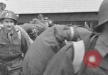 Image of Soldiers board troop ship France, 1955, second 5 stock footage video 65675056007