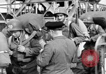 Image of Soldiers board troop ship France, 1955, second 11 stock footage video 65675056007