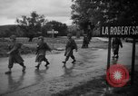 Image of French troops Algeria, 1955, second 6 stock footage video 65675056008
