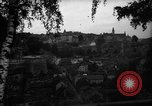 Image of Saar negotiations Luxembourg, 1956, second 9 stock footage video 65675056014