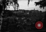 Image of Saar negotiations Luxembourg, 1956, second 11 stock footage video 65675056014