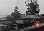 Image of Dredging Netherlands, 1957, second 5 stock footage video 65675056030