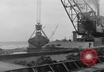 Image of Dredging Netherlands, 1957, second 6 stock footage video 65675056030