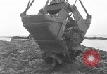 Image of Dredging Netherlands, 1957, second 7 stock footage video 65675056030