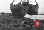 Image of Dredging Netherlands, 1957, second 8 stock footage video 65675056030