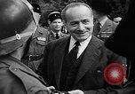 Image of French official Algeria, 1954, second 5 stock footage video 65675056039