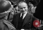 Image of French official Algeria, 1954, second 6 stock footage video 65675056039