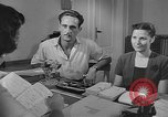 Image of Refugee Assistance Europe, 1951, second 2 stock footage video 65675056046