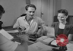 Image of Refugee Assistance Europe, 1951, second 6 stock footage video 65675056046