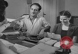 Image of Refugee Assistance Europe, 1951, second 8 stock footage video 65675056046