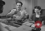 Image of Refugee Assistance Europe, 1951, second 9 stock footage video 65675056046