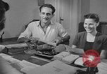 Image of Refugee Assistance Europe, 1951, second 10 stock footage video 65675056046