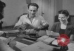 Image of Refugee Assistance Europe, 1951, second 11 stock footage video 65675056046