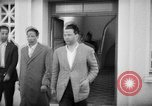 Image of FLN prisoners Algeria, 1956, second 10 stock footage video 65675056055