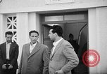 Image of FLN prisoners Algeria, 1956, second 12 stock footage video 65675056055