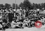 Image of women soldiers Israel, 1956, second 2 stock footage video 65675056065