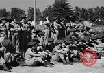 Image of women soldiers Israel, 1956, second 3 stock footage video 65675056065