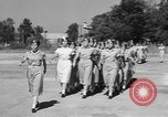 Image of women soldiers Israel, 1956, second 9 stock footage video 65675056065