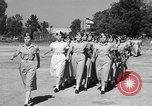Image of women soldiers Israel, 1956, second 10 stock footage video 65675056065