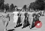 Image of women soldiers Israel, 1956, second 11 stock footage video 65675056065