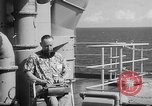 Image of USS Mount McKinley AGC-7 Pacific Ocean, 1956, second 9 stock footage video 65675056069