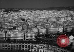 Image of view of city Algiers Algeria, 1956, second 2 stock footage video 65675056072