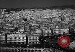 Image of view of city Algiers Algeria, 1956, second 6 stock footage video 65675056072