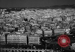 Image of view of city Algiers Algeria, 1956, second 7 stock footage video 65675056072