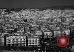 Image of view of city Algiers Algeria, 1956, second 8 stock footage video 65675056072