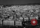 Image of view of city Algiers Algeria, 1956, second 9 stock footage video 65675056072
