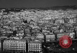 Image of view of city Algiers Algeria, 1956, second 11 stock footage video 65675056072