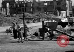 Image of housing condition Mannheim Germany, 1946, second 6 stock footage video 65675056087
