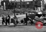 Image of housing condition Mannheim Germany, 1946, second 7 stock footage video 65675056087
