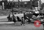 Image of housing condition Mannheim Germany, 1946, second 9 stock footage video 65675056087