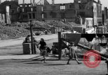 Image of housing condition Mannheim Germany, 1946, second 10 stock footage video 65675056087
