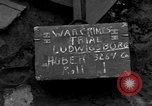 Image of war crime trials Ludwigsburg Germany, 1946, second 4 stock footage video 65675056090