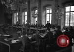 Image of war crime trials Ludwigsburg Germany, 1946, second 4 stock footage video 65675056091