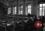 Image of war crime trials Ludwigsburg Germany, 1946, second 6 stock footage video 65675056091