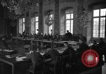 Image of war crime trials Ludwigsburg Germany, 1946, second 7 stock footage video 65675056091