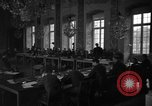 Image of war crime trials Ludwigsburg Germany, 1946, second 8 stock footage video 65675056091