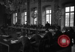 Image of war crime trials Ludwigsburg Germany, 1946, second 9 stock footage video 65675056091